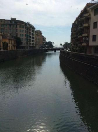 Appartamento in vendita a Rapallo, Centrale, 85 mq