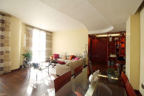 Appartamento in vendita a Milano, Corvetto, Con giardino, 110 mq - Foto 23