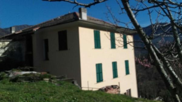Casa indipendente in vendita a Tribogna, Con giardino, 145 mq - Foto 19