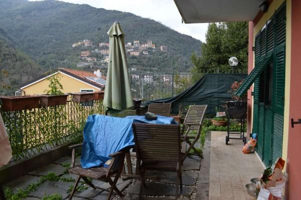 Appartamento in vendita a Avegno, Centro, Con giardino, 75 mq - Foto 15