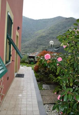 Appartamento in vendita a Avegno, Centro, Con giardino, 75 mq - Foto 13