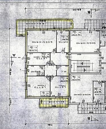 Appartamento in vendita a Forlì, Bussecchio, 110 mq - Foto 3