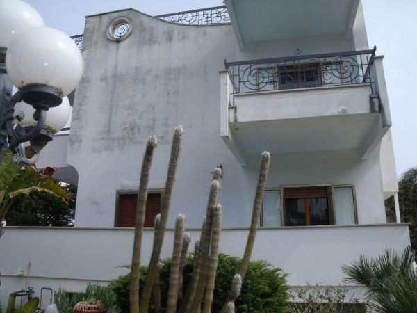 Villa in vendita a Bari, Residence La Penna, 270 mq