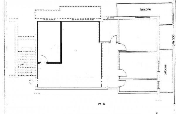 Appartamento in vendita a Roma, Casal Del Marmo, 130 mq - Foto 6
