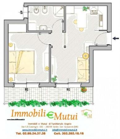 Appartamento in vendita a Domaso, Centro - Piazza Roma, Arredato, con giardino, 50 mq - Foto 3