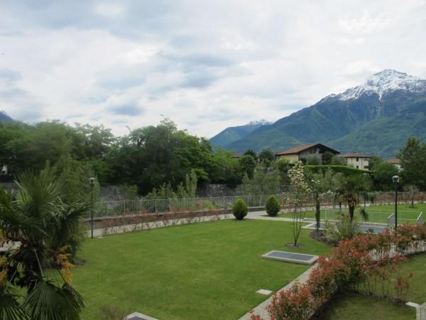 Appartamento in vendita a Domaso, Centro - Piazza Roma, Arredato, con giardino, 50 mq - Foto 12