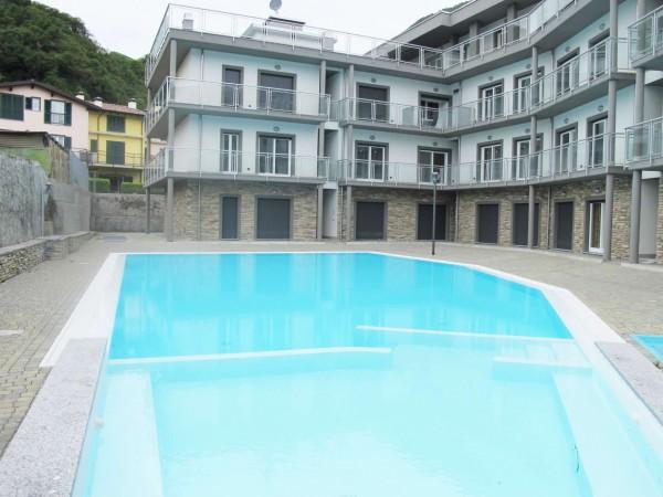 Appartamento in vendita a Domaso, Centro - Piazza Roma, Arredato, con giardino, 50 mq - Foto 19