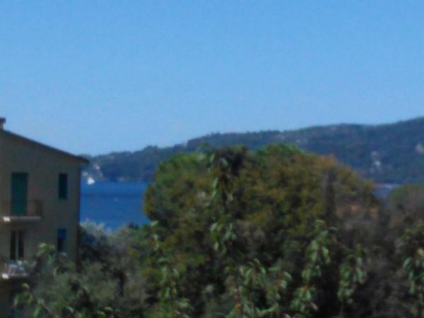 Villa in vendita a Zoagli, Mulini, Con giardino, 134 mq