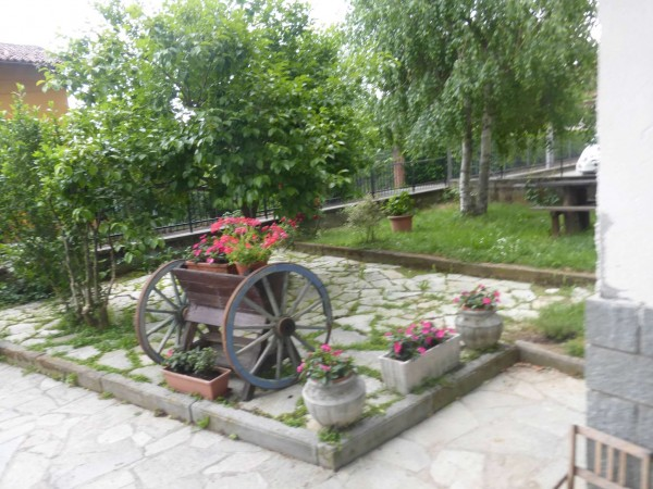 Casa indipendente in vendita a San Michele Mondovì, Centro, Con giardino, 340 mq - Foto 10