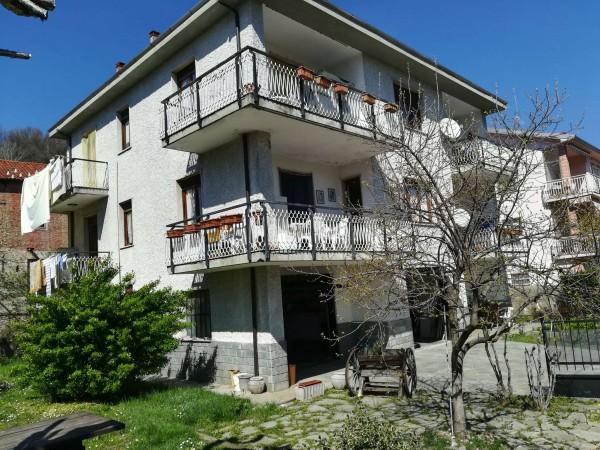 Casa indipendente in vendita a San Michele Mondovì, Centro, Con giardino, 340 mq - Foto 5