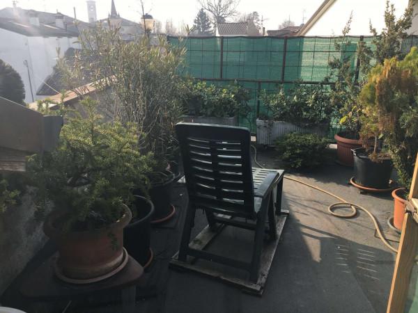 Appartamento in vendita a Sergnano, Centro, Con giardino, 132 mq - Foto 3