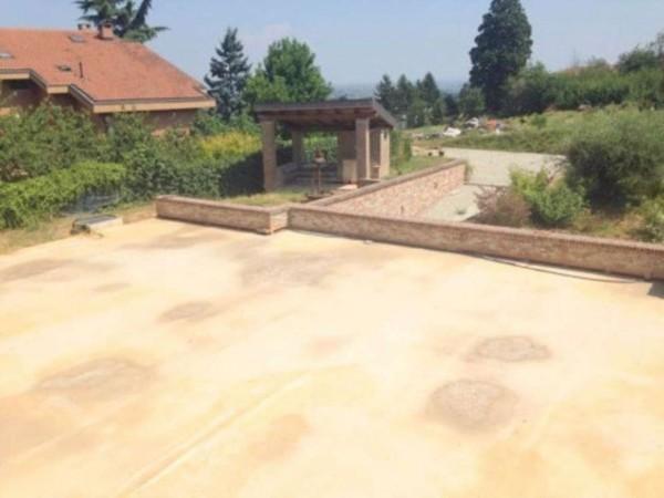 Villa in affitto a Pecetto Torinese, Centro Storico, Con giardino, 200 mq - Foto 26