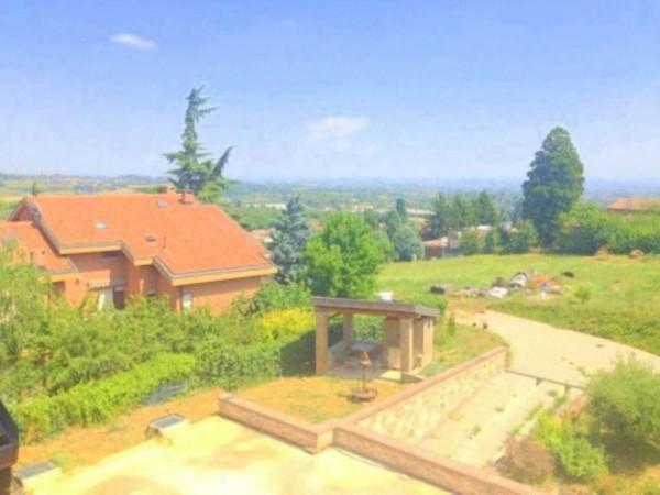 Villa in affitto a Pecetto Torinese, Centro Storico, Con giardino, 200 mq - Foto 45