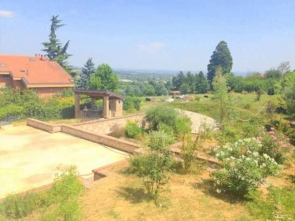 Villa in affitto a Pecetto Torinese, Centro Storico, Con giardino, 200 mq - Foto 37