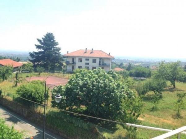 Villa in affitto a Pecetto Torinese, Centro Storico, Con giardino, 150 mq - Foto 3
