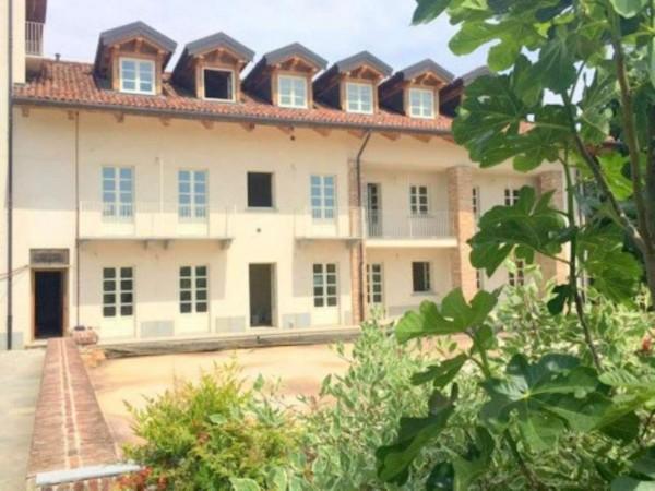 Villa in affitto a Pecetto Torinese, Con giardino, 130 mq