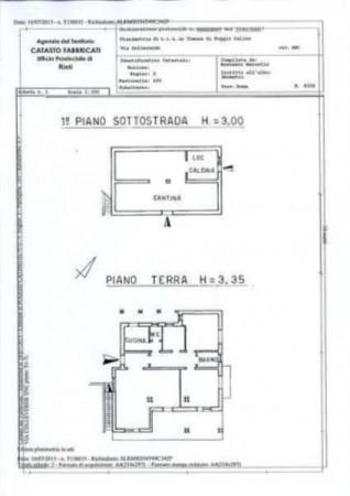 Villa in vendita a Poggio Catino, Con giardino, 300 mq - Foto 2