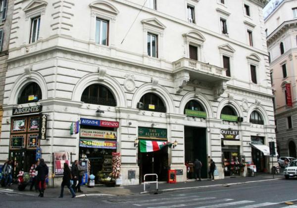 Ufficio in vendita a Roma, Centro Storico, 170 mq