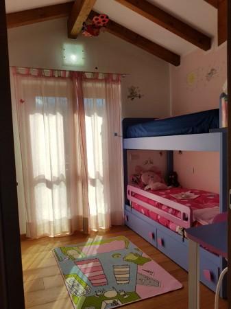 Villa in vendita a Galliate Lombardo, Arredato, con giardino, 126 mq - Foto 79
