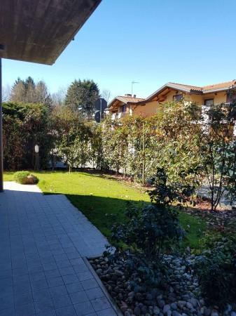 Villa in vendita a Galliate Lombardo, Arredato, con giardino, 126 mq - Foto 72