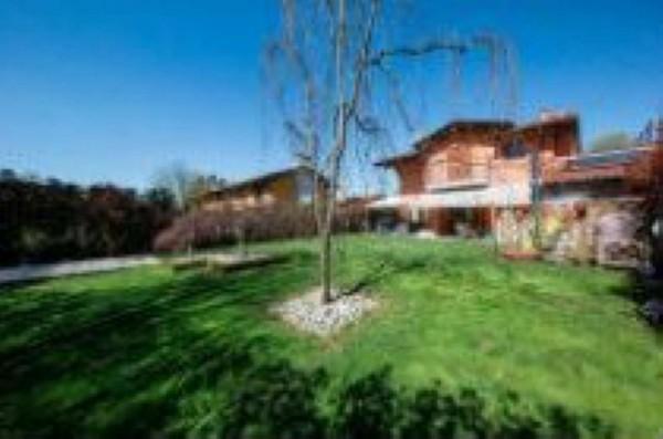 Villa in vendita a Galliate Lombardo, Arredato, con giardino, 126 mq - Foto 15