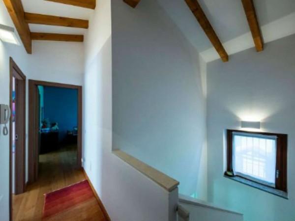 Villa in vendita a Galliate Lombardo, Arredato, con giardino, 126 mq - Foto 8