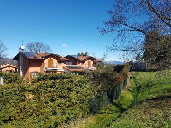 Villa in vendita a Galliate Lombardo, Arredato, con giardino, 126 mq - Foto 53