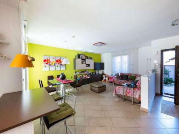 Villa in vendita a Galliate Lombardo, Arredato, con giardino, 126 mq - Foto 31