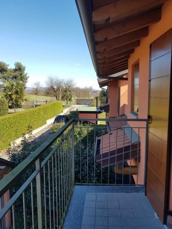 Villa in vendita a Galliate Lombardo, Arredato, con giardino, 126 mq - Foto 76