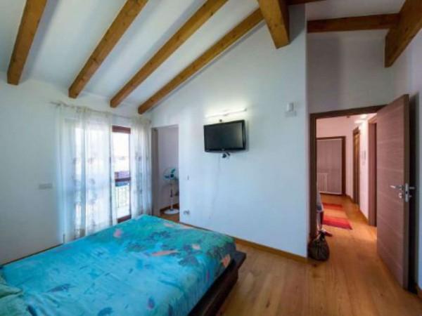 Villa in vendita a Galliate Lombardo, Arredato, con giardino, 126 mq - Foto 16