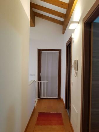 Villa in vendita a Galliate Lombardo, Arredato, con giardino, 126 mq - Foto 46