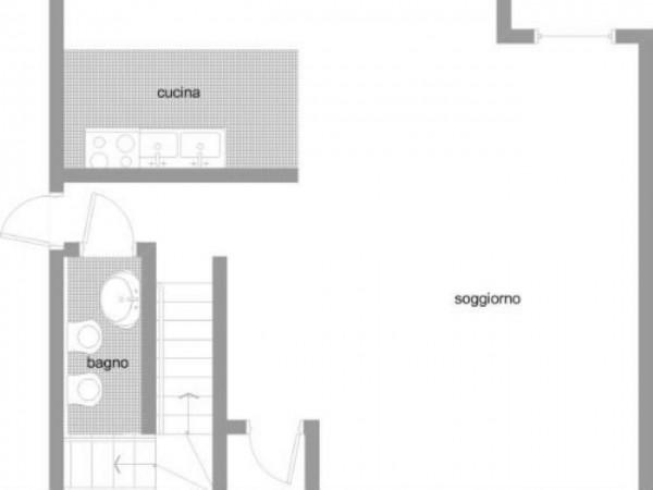 Villa in vendita a Galliate Lombardo, Arredato, con giardino, 126 mq - Foto 5