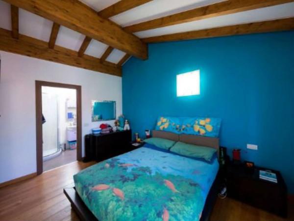 Villa in vendita a Galliate Lombardo, Arredato, con giardino, 126 mq - Foto 26