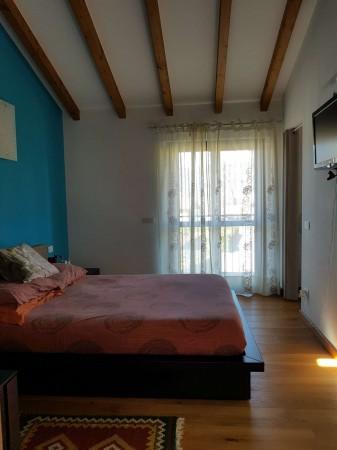 Villa in vendita a Galliate Lombardo, Arredato, con giardino, 126 mq - Foto 80