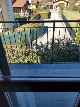 Villa in vendita a Galliate Lombardo, Arredato, con giardino, 126 mq - Foto 60