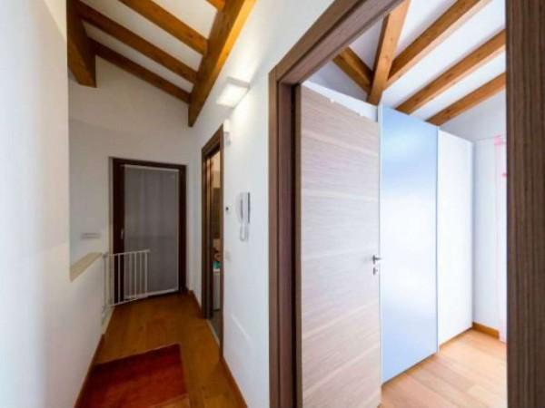 Villa in vendita a Galliate Lombardo, Arredato, con giardino, 126 mq - Foto 11