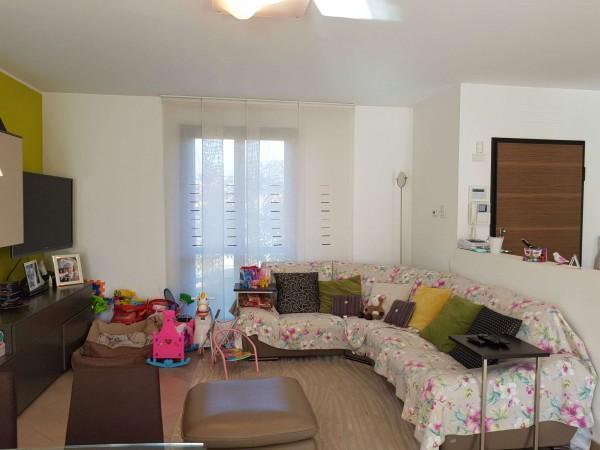 Villa in vendita a Galliate Lombardo, Arredato, con giardino, 126 mq - Foto 69