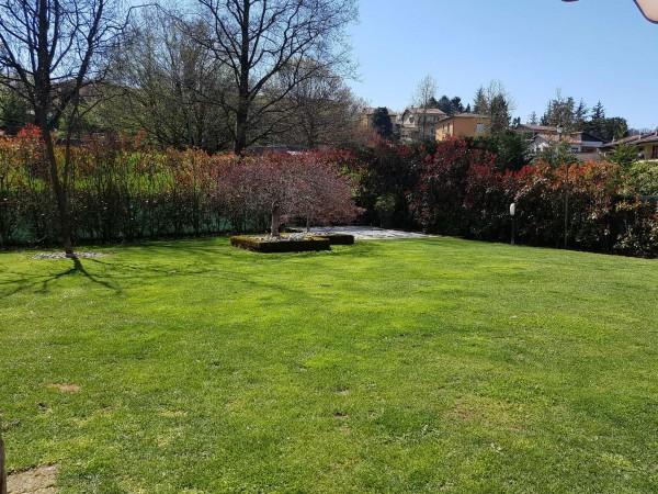 Villa in vendita a Galliate Lombardo, Arredato, con giardino, 126 mq - Foto 38