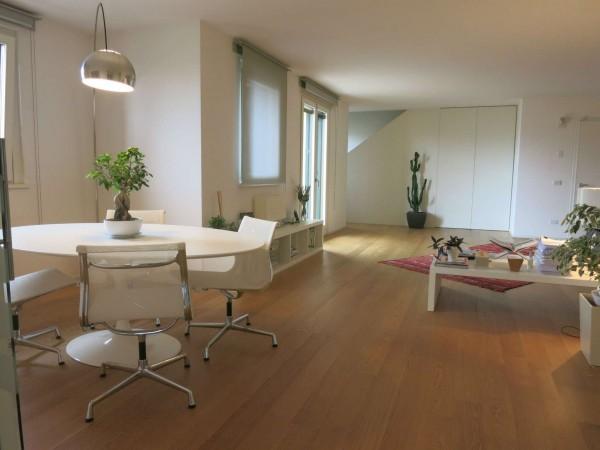Appartamento in vendita a Udine, Centrale, Con giardino, 230 mq - Foto 12