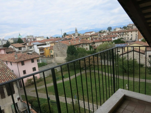 Appartamento in vendita a Udine, Centrale, Con giardino, 230 mq - Foto 5