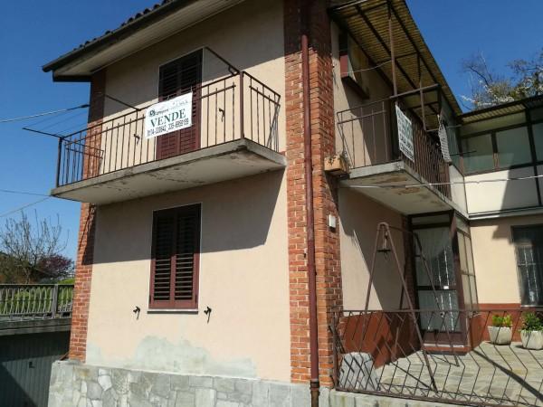 Casa indipendente in vendita a Mondovì, Carassone, Con giardino, 180 mq