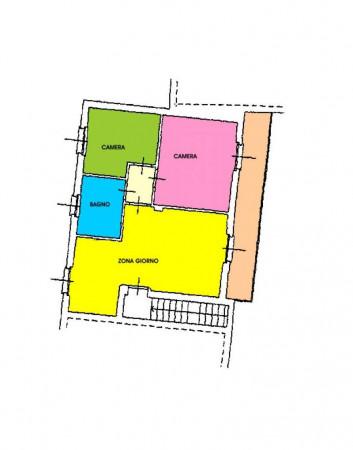 Appartamento in vendita a Cremosano, Residenziale, 97 mq - Foto 2