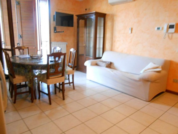 Appartamento in affitto a Spino d'Adda, Residenziale, Arredato, con giardino, 65 mq