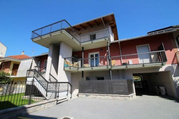 Appartamento in vendita a Alpignano, Centro, Con giardino, 114 mq - Foto 1