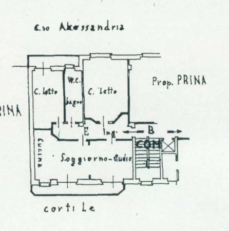 Appartamento in vendita a Asti, Est, 117 mq - Foto 2