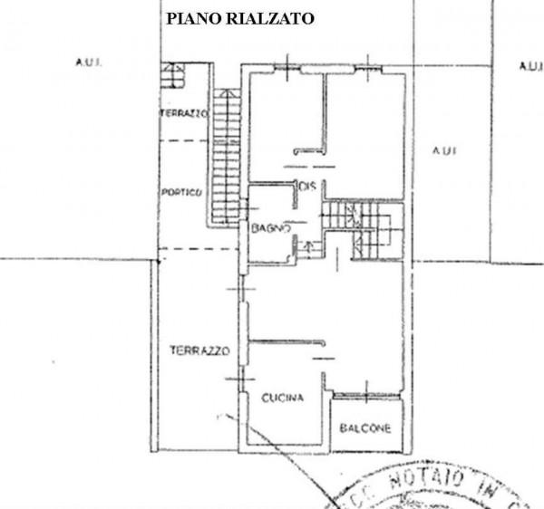 Villetta a schiera in affitto a Ternate, Centro, 300 mq - Foto 3