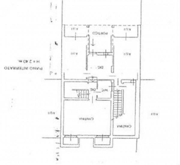Villetta a schiera in affitto a Ternate, Centro, 300 mq - Foto 2