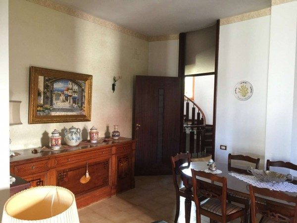 Villa in vendita a Somma Vesuviana, Centro, Con giardino, 500 mq - Foto 31