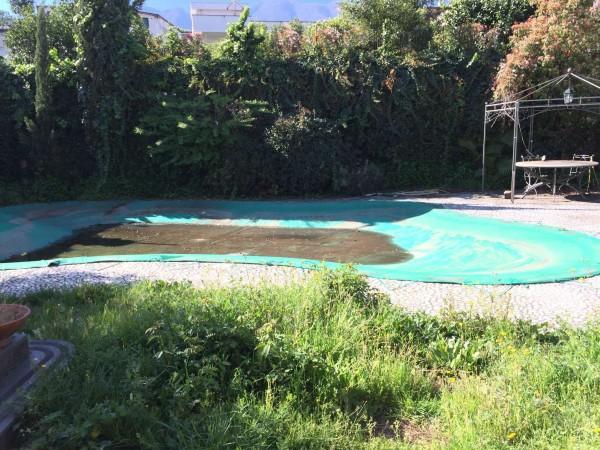 Villa in vendita a Somma Vesuviana, Centro, Con giardino, 500 mq - Foto 1
