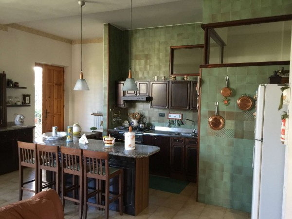 Villa in vendita a Somma Vesuviana, Centro, Con giardino, 500 mq - Foto 29